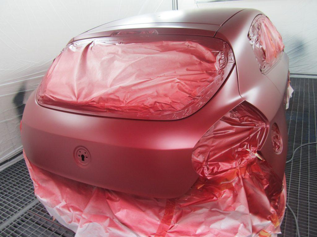 Verniciature personalizzate e car wrapping - Carrozzeria Ventimiglia, Torino