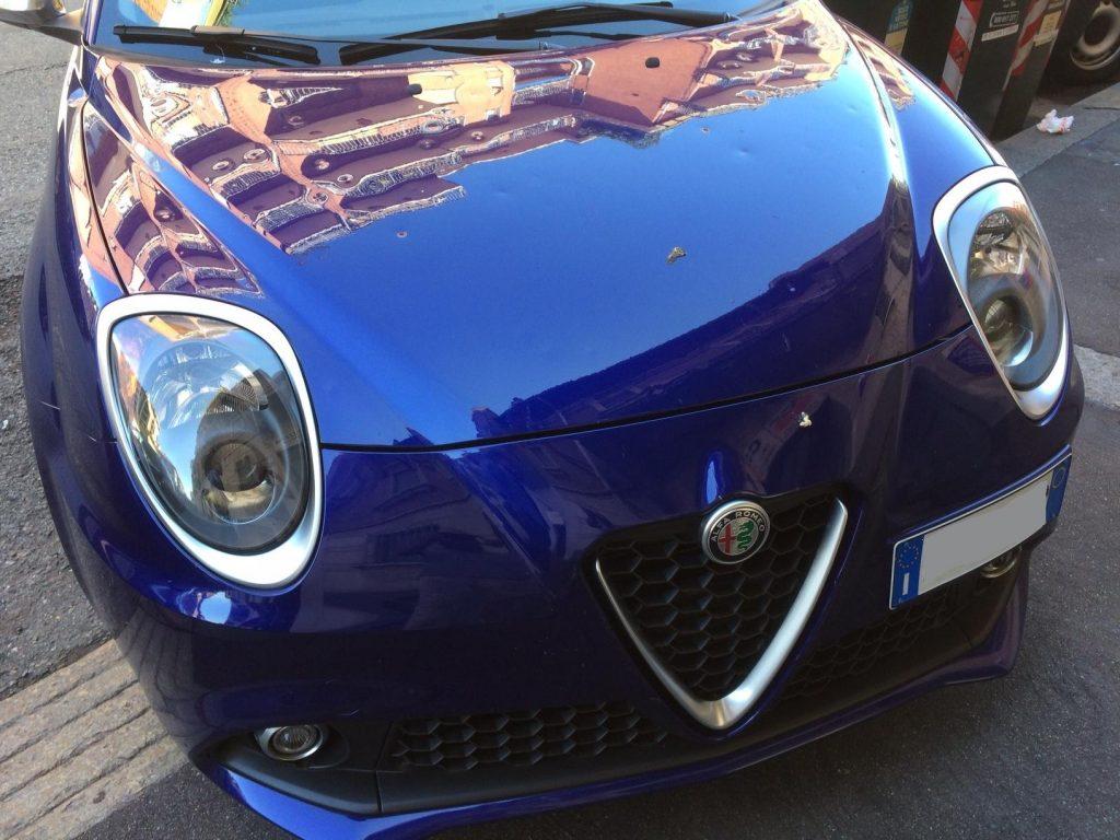 Riparazione auto grandinate - Carrozzeria Ventimiglia, Torino